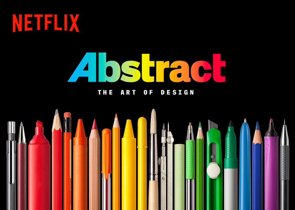 Abstract the art of design show on netflix