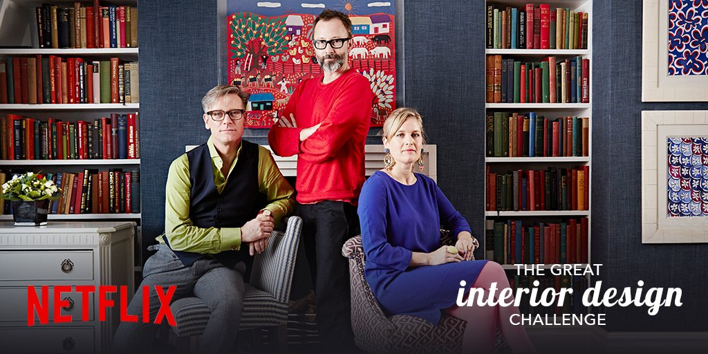 The Great Interior Design Challenge show on netflix