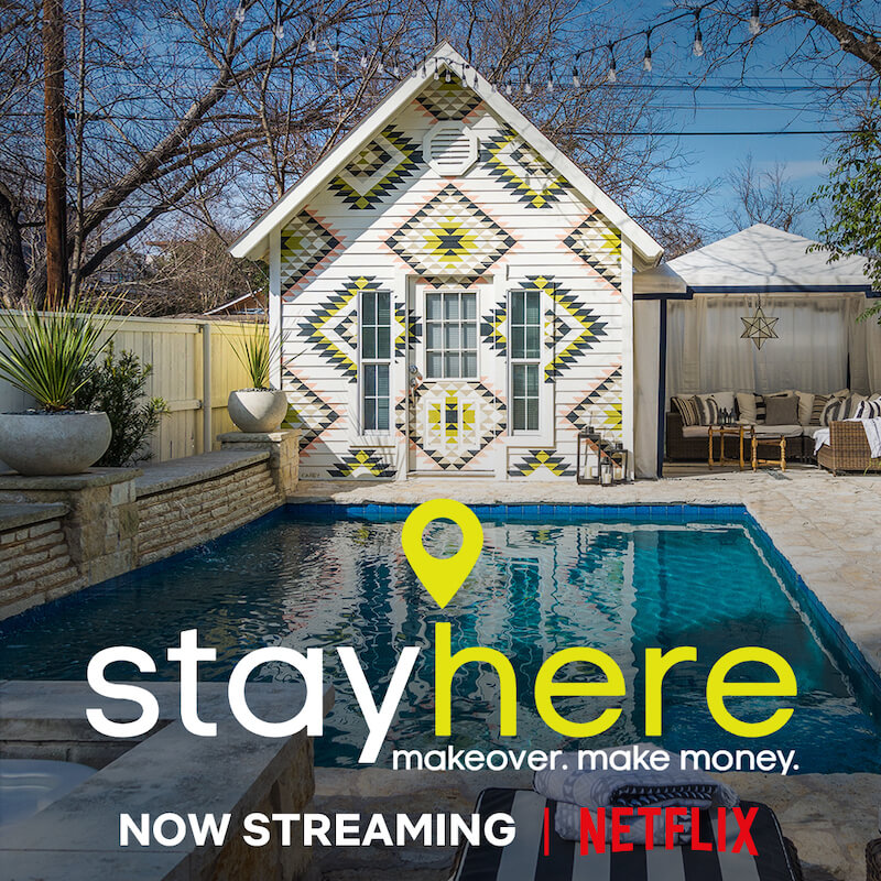 Stay here show on netflix