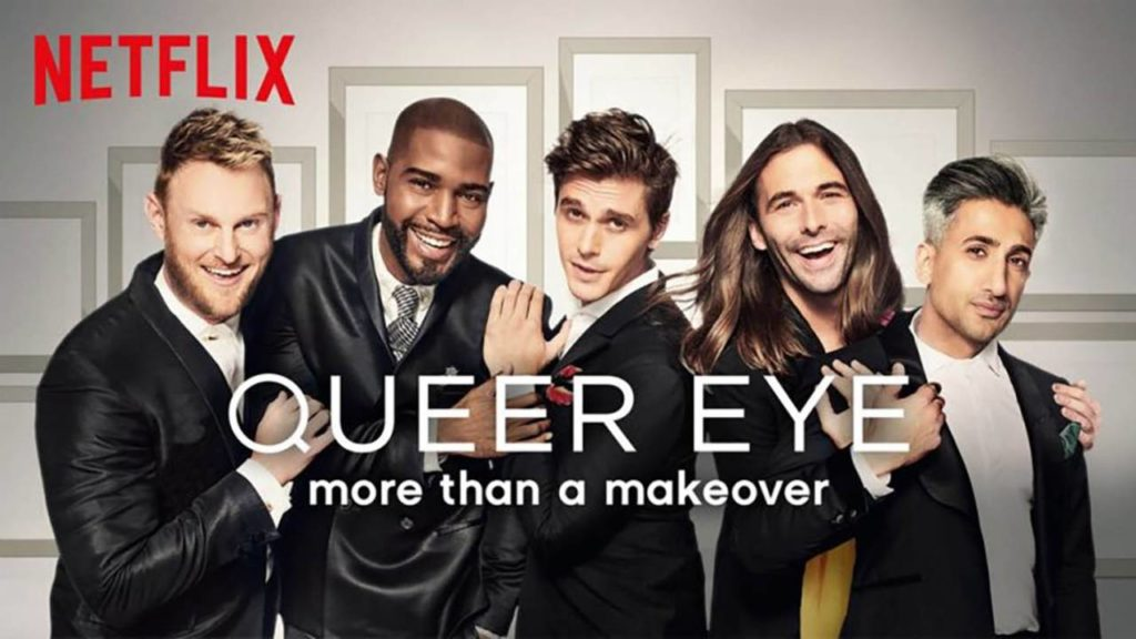 Queer eye show on netflix