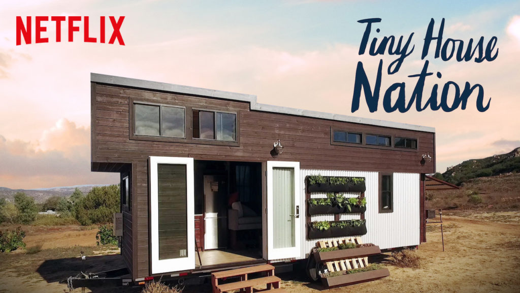 Tiny House Nation show on netflix